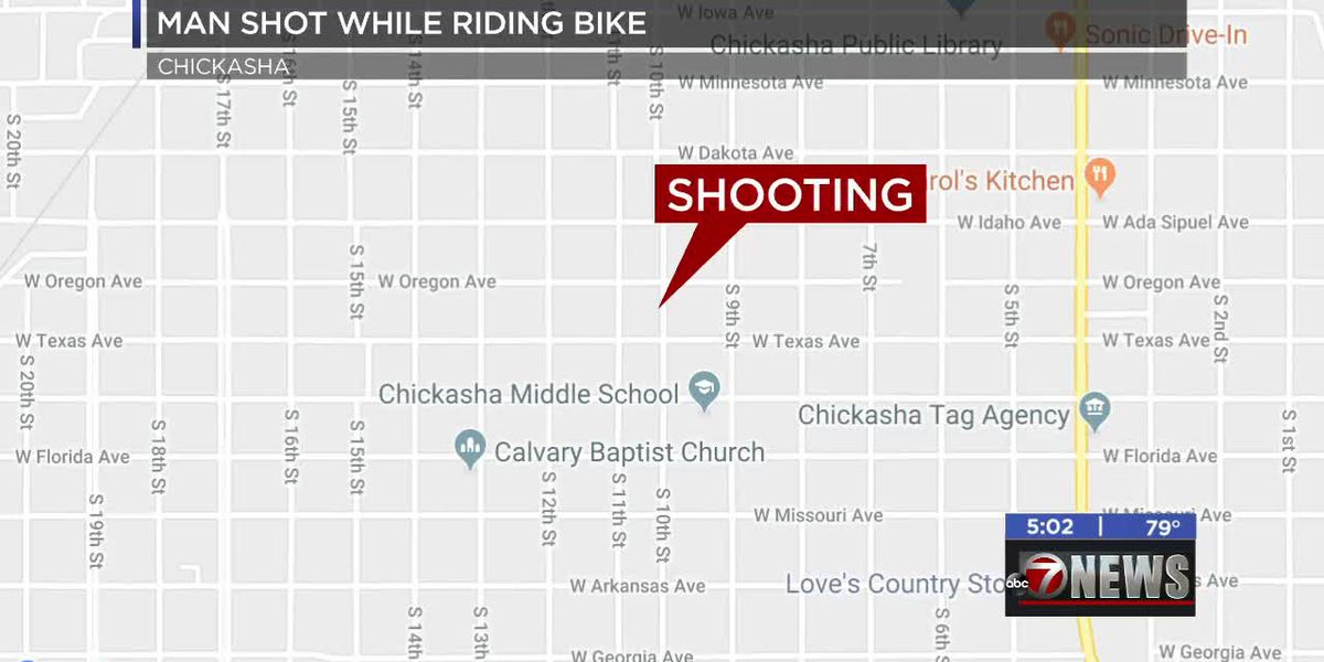 Chickasha Police investigating shooting