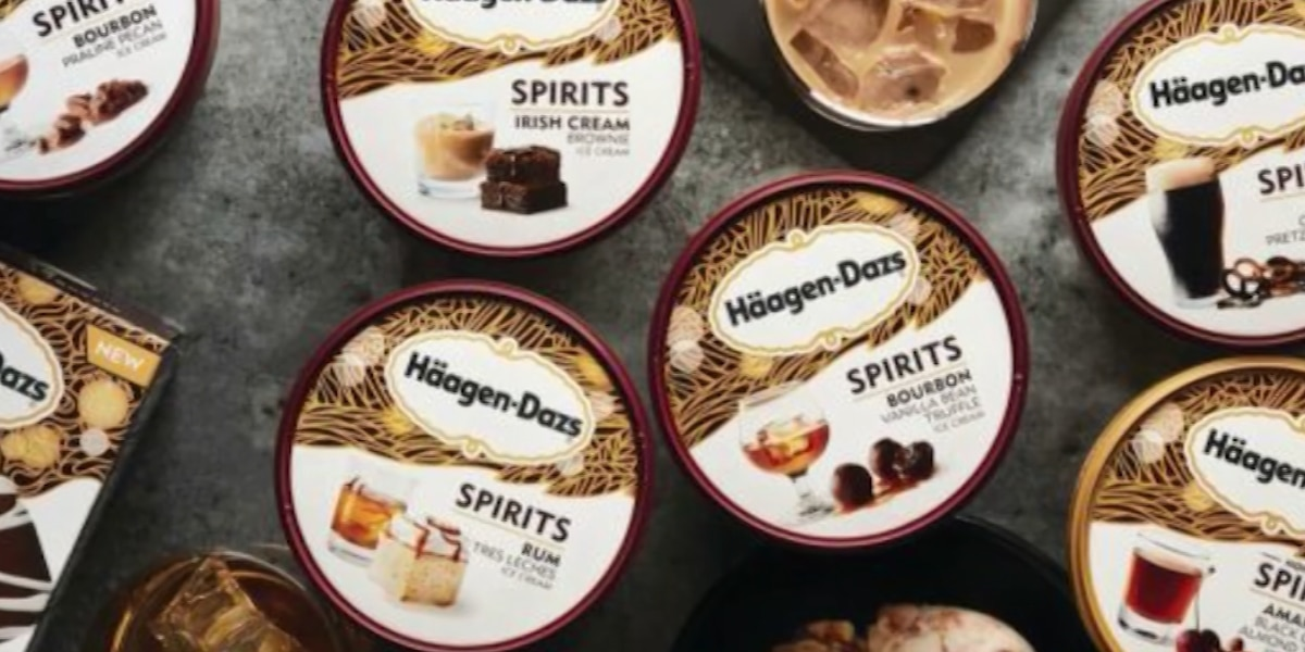 Häagen-Dazs to debut alcohol-infused ice cream