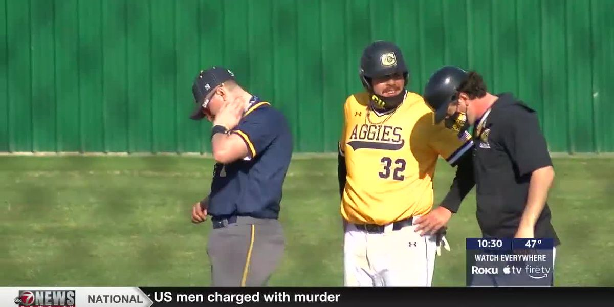Cameron falters in late innings in 12-6 loss to Augustana