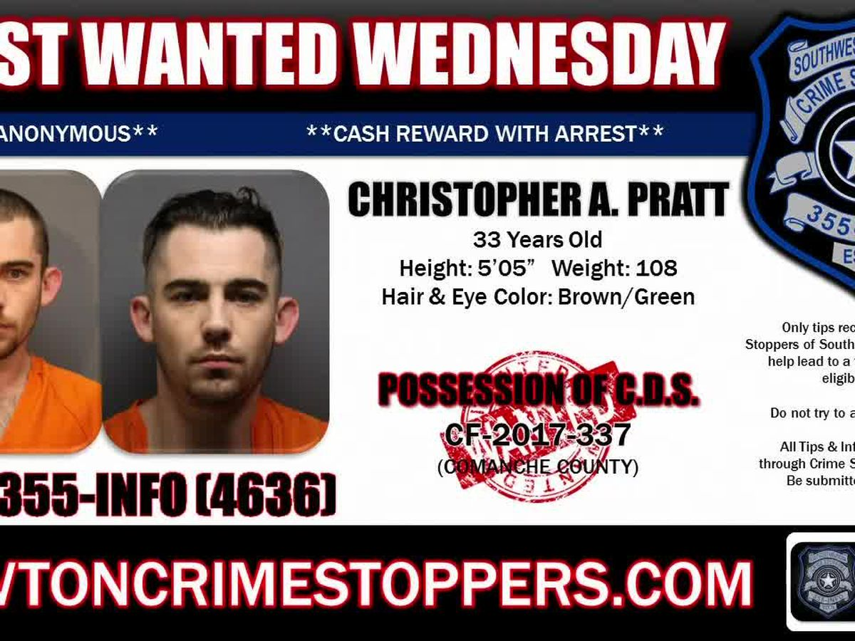 Most Wanted Wednesday: December 11