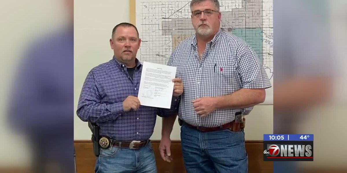 Cotton County approved as 2nd amendment sanctuary