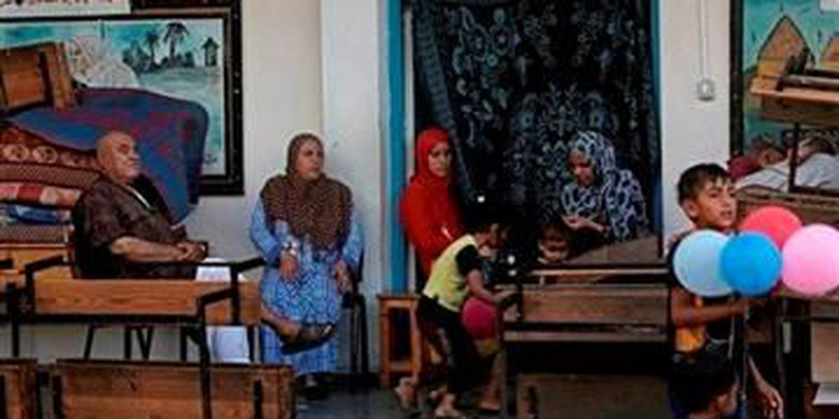 Palestinians consider proposal for Gaza truce