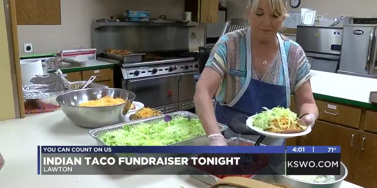 Center for Creative Living holds Indian Taco fundraiser