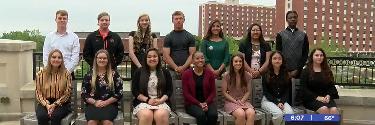Lawton Community Foundation presents scholarships to 15 Lawton students