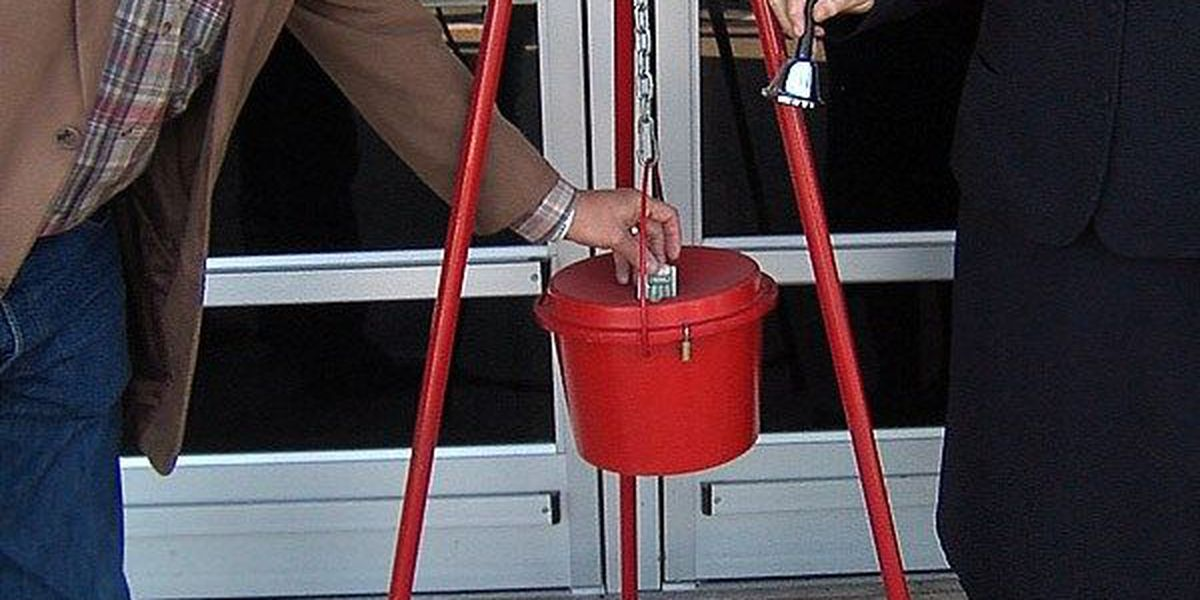Altus Salvation Army kicks off Red Kettle Campaign