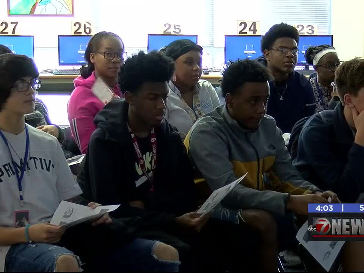 Lawton Public School students graduate Skills For Life program