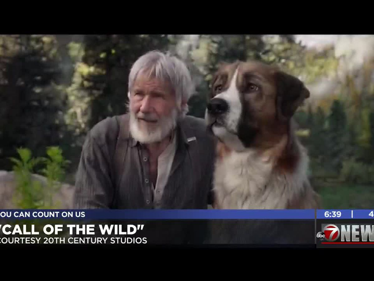 7News at the Movies: Call of the Wild and more