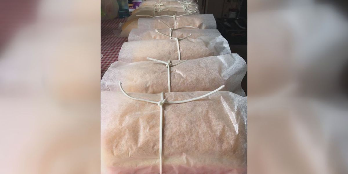 Lawton residents baking homemade bread for those in need