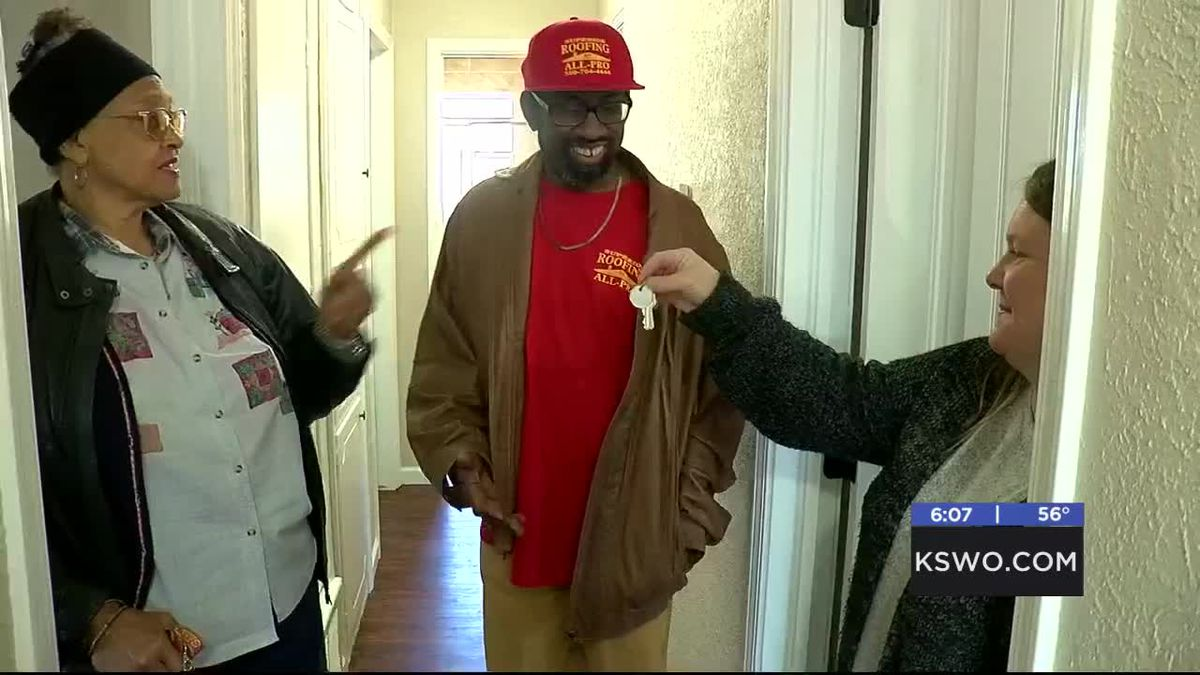 Lawton woman gets home renovated through Homeowner Rehabilitation Project