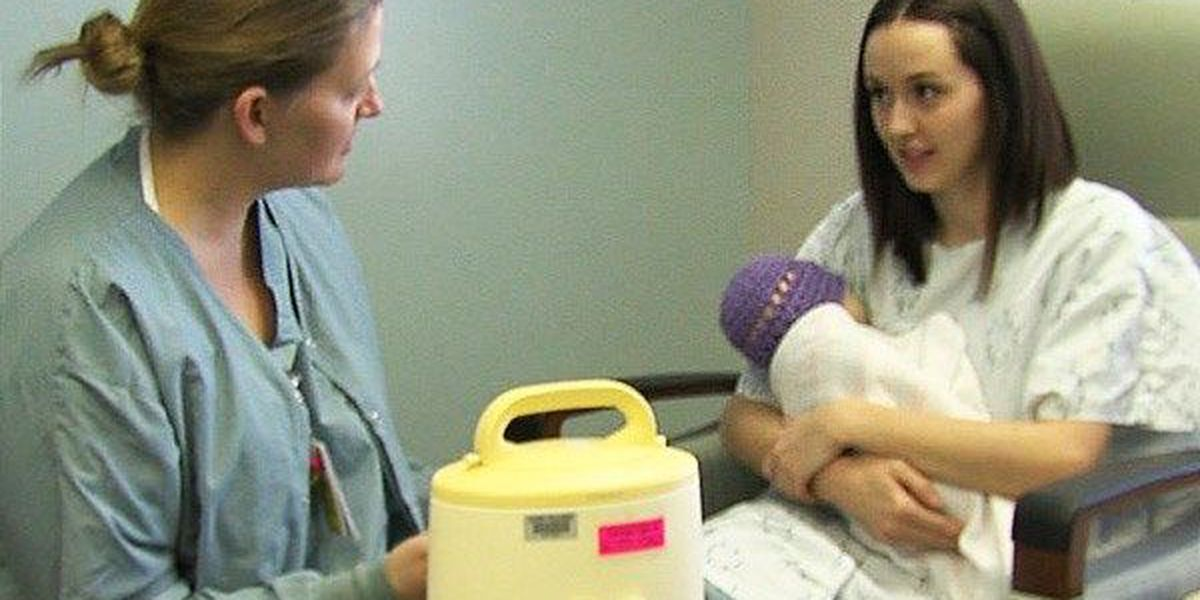 CCMH internationally recognized as baby-friendly