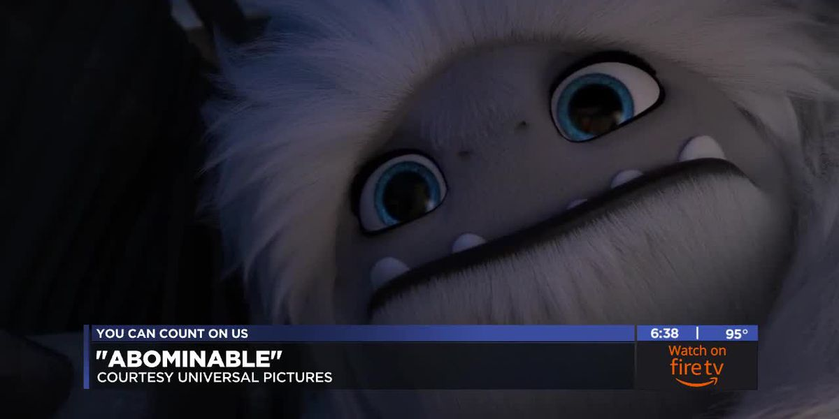 7News at the Movies: Abominable and more
