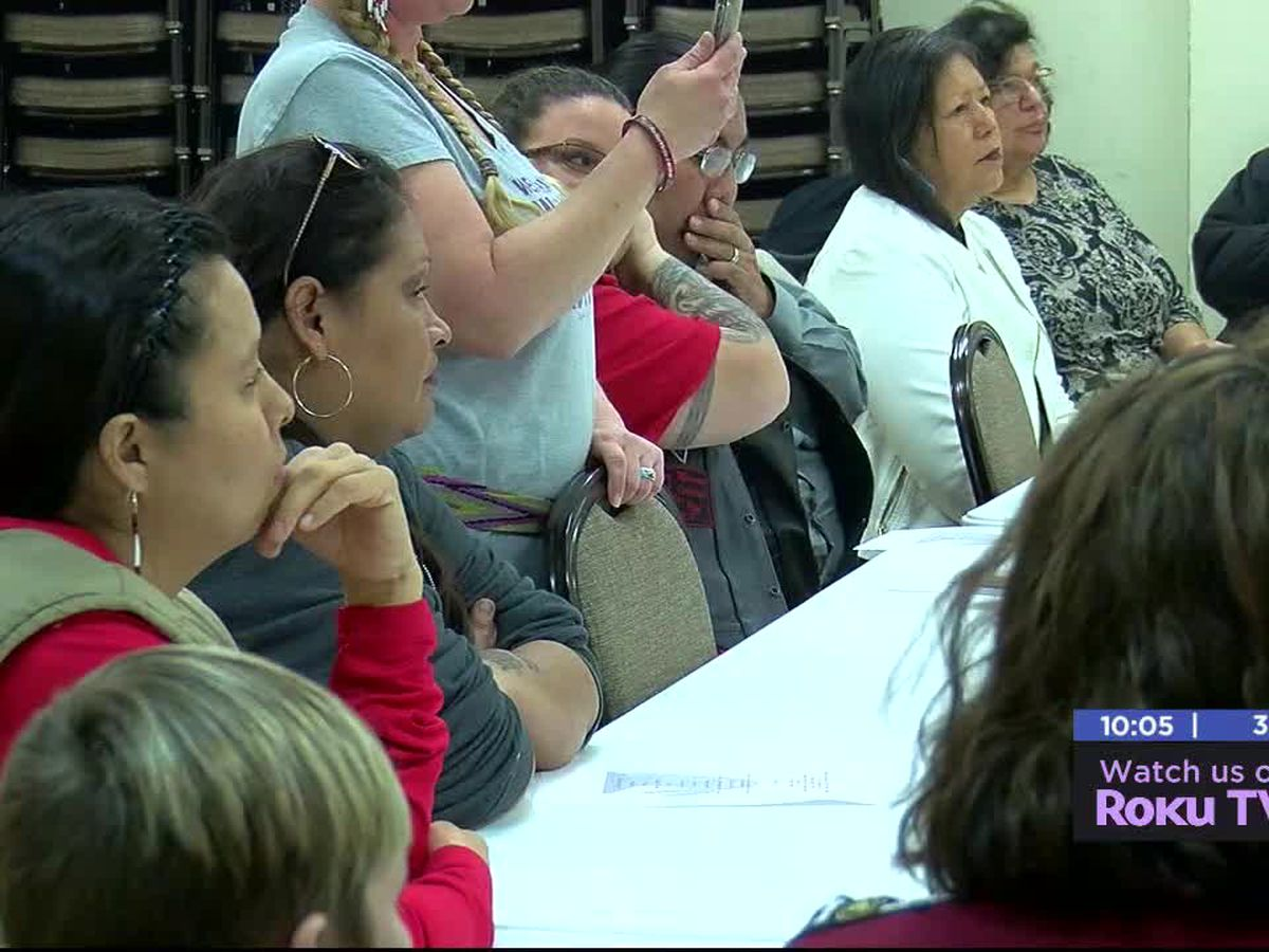 Missing and Murdered Indigenous Women groups hold meeting to create state board