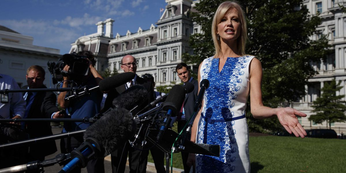 White House blocks Conway from House oversight hearing