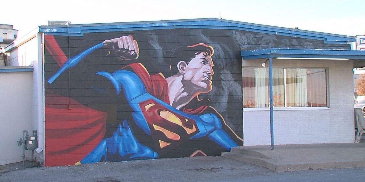Two new murals added to Lawton's buildings