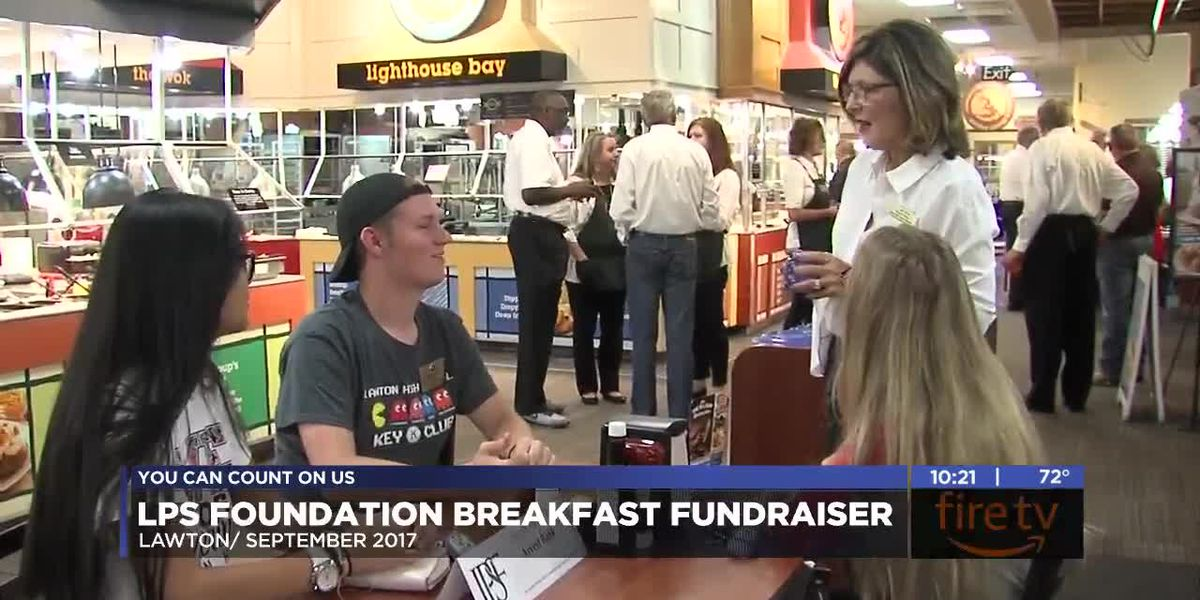 Lawton Public Schools Foundation Breakfast