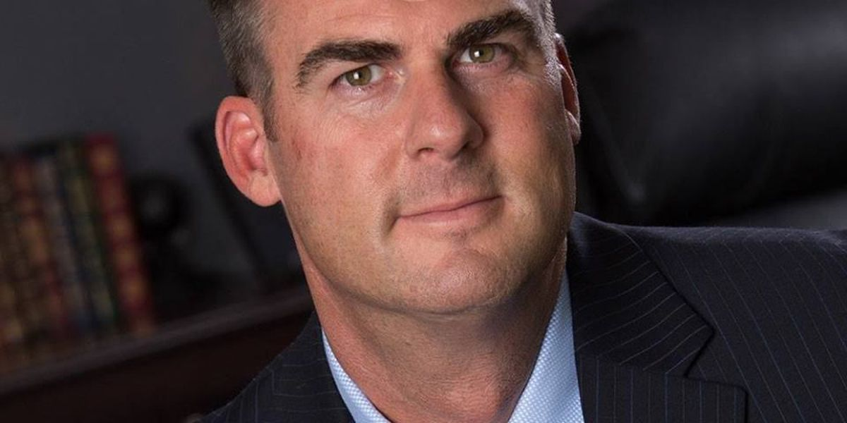 Governor Kevin Stitt announces first executive orders