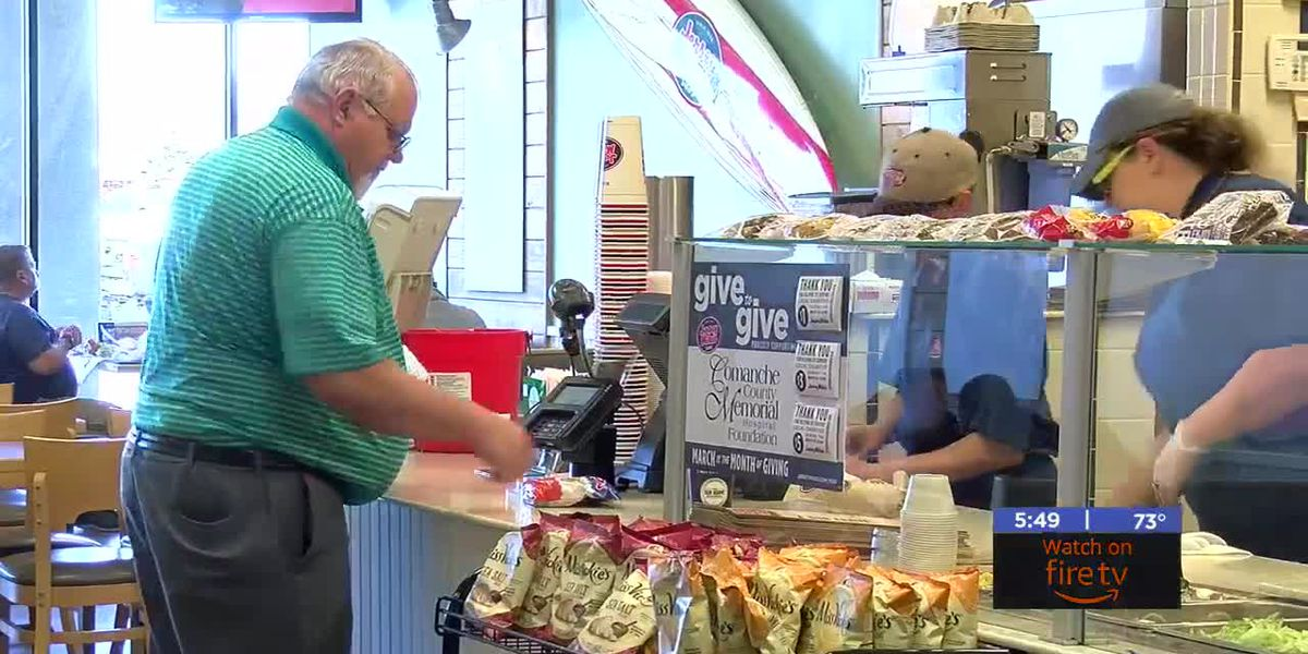 MedWatch: Jersey Mike's Day of Giving-3/24/19