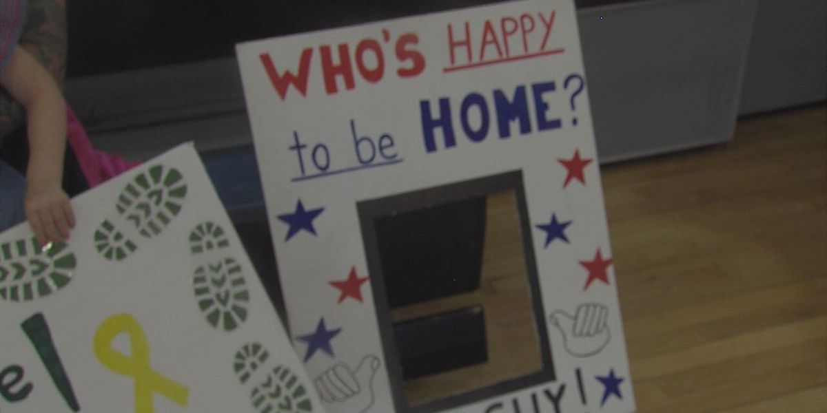 Fort Sill soldiers welcomed home from deployment