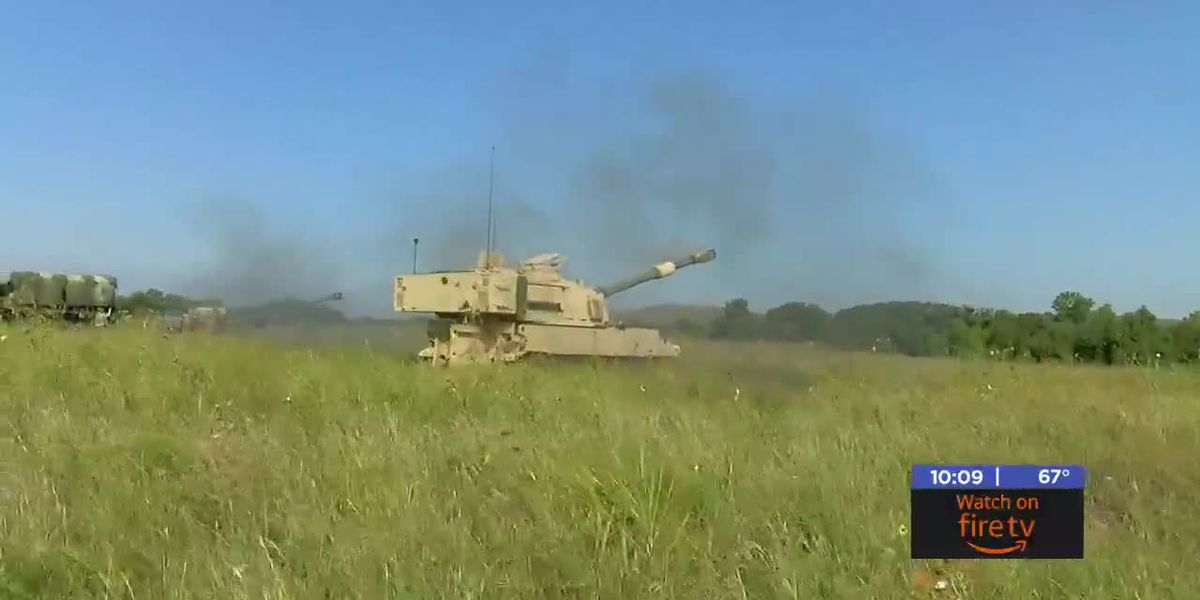 A Day in the Life: Field Artillery