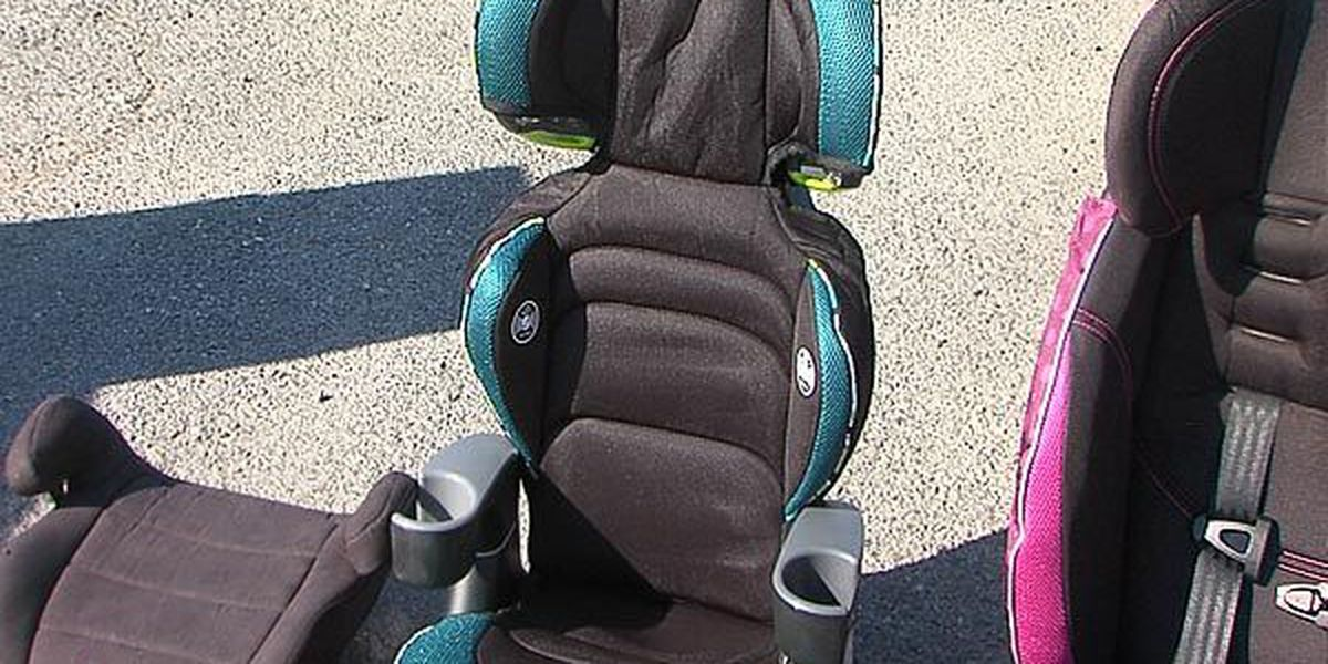 Updates to safety seat law take effect Nov. 1