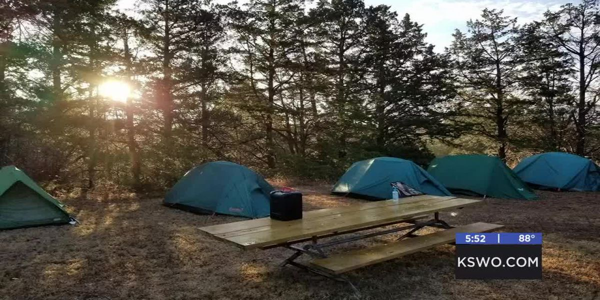 Camp for area scouts needs funds for improvements