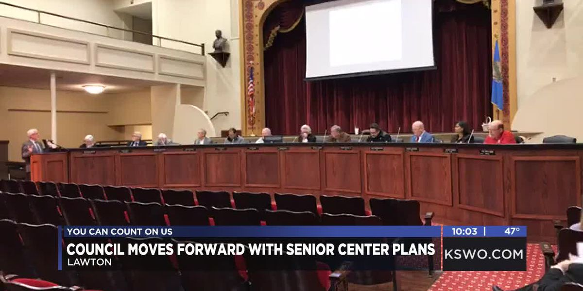 Lawton City Council agrees to begin process on new senior living center