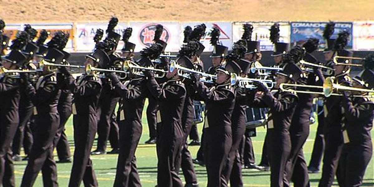 32 high school bands compete at Cameron University