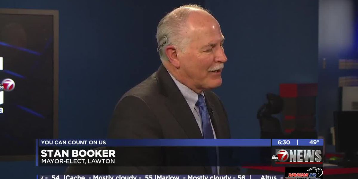 Mayor-elect Stan Booker joins GMT