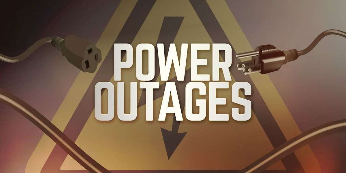 Thousands without power in Lawton