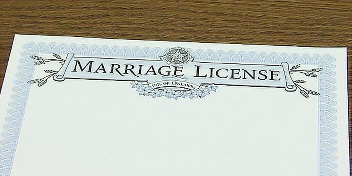 Proposed bill would end marriage licenses