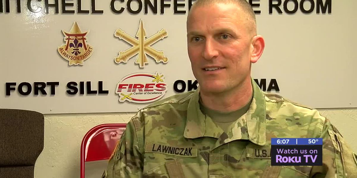 Fort Sill soldier honored during Career Counselor of the Year recognition ceremony