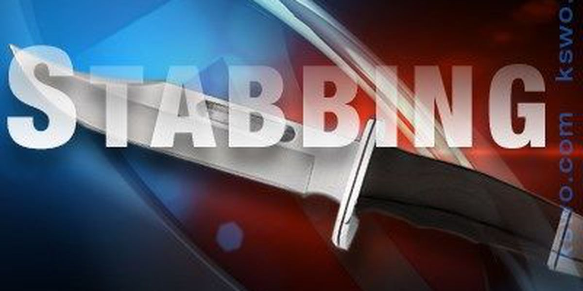 Man stabbed during robbery