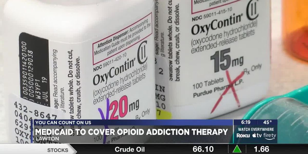 Oklahoma Health Care Authority receives federal approval to cover treatment for opioid addiction
