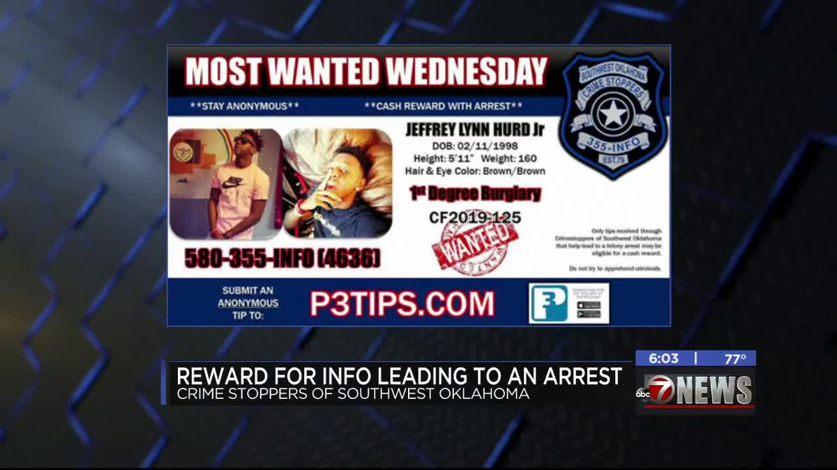 Most Wanted Wednesday: March 27