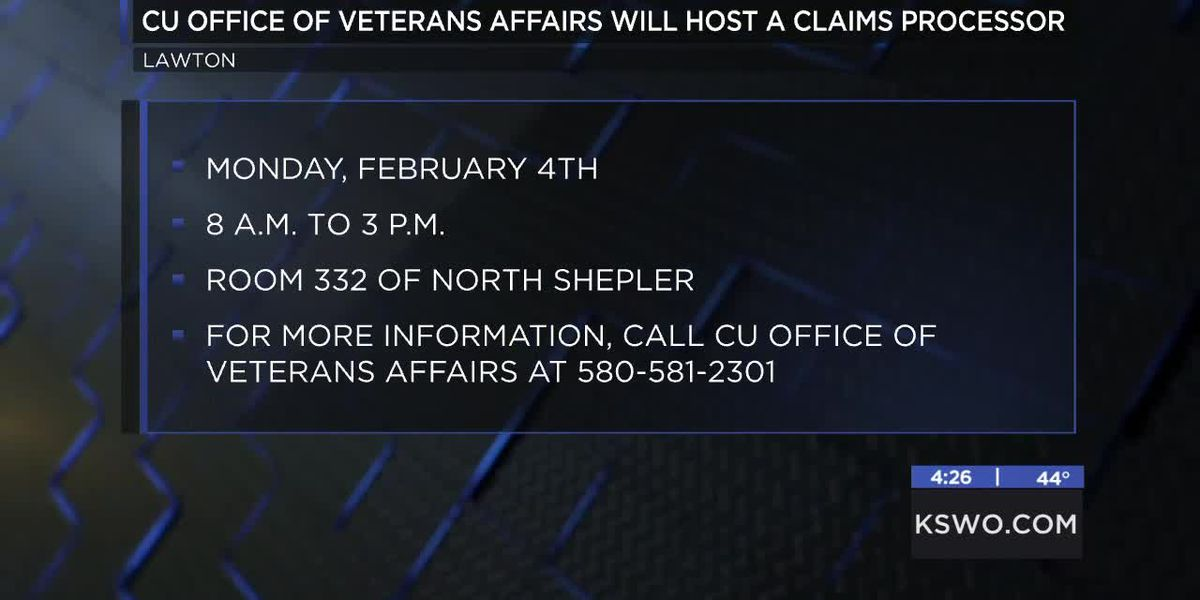 Cameron University holding VA benefits meeting for vets, dependents