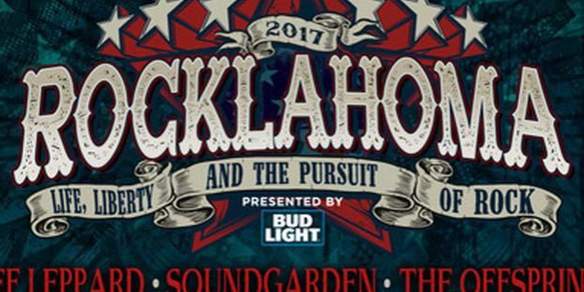 Rocklahoma kicks off weekend of jams, Soundgarden front man laid to rest