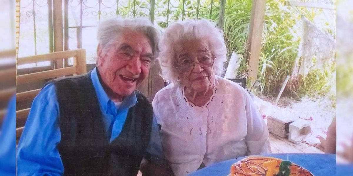 Husband in world's longest-lived couple dies at 110 after pandemic brings depression