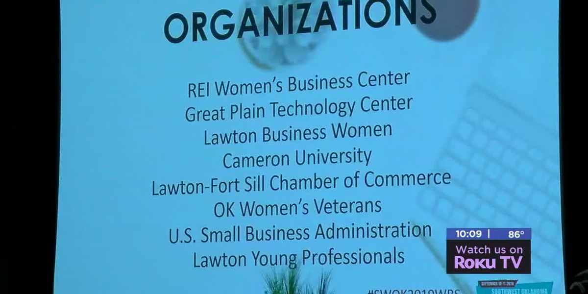 REI Women's Business Center holds pre-networking event