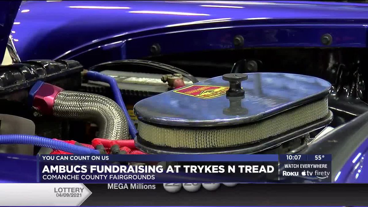 Mountain Metro AMBUCs fundraising at 2021 Trykes N Tread
