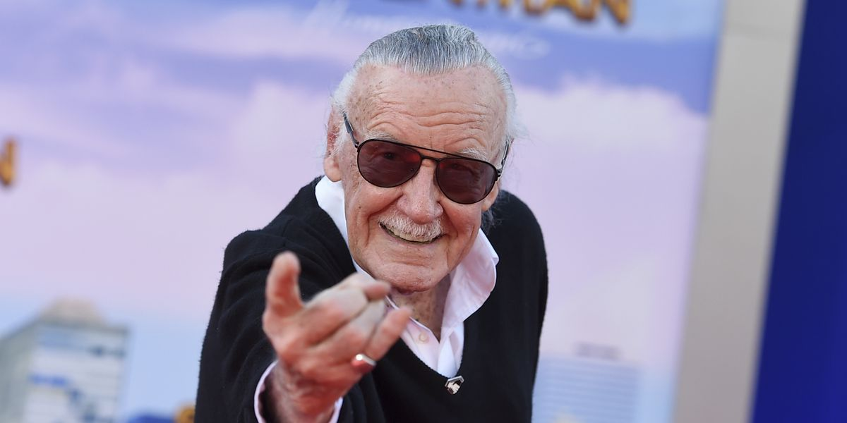 Stan Lee, superhero creator, comic book icon, dead at 95