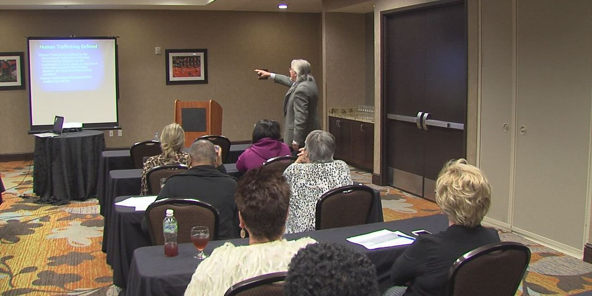 Seminar about human trafficking held for parents
