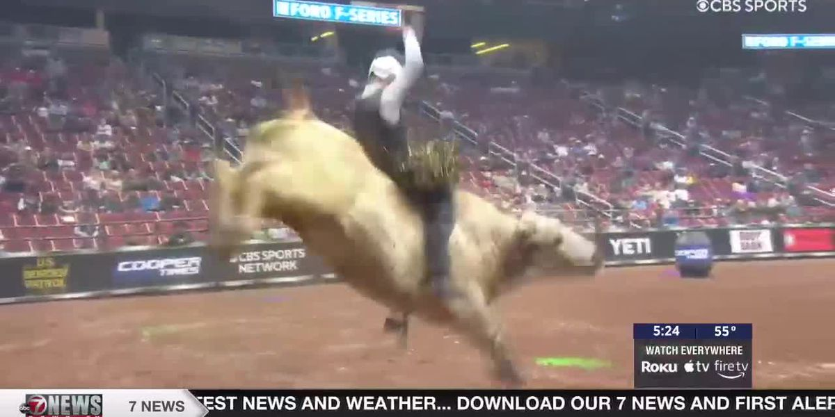 PBR's Unleash The Beast comes to Oklahoma City over weekend