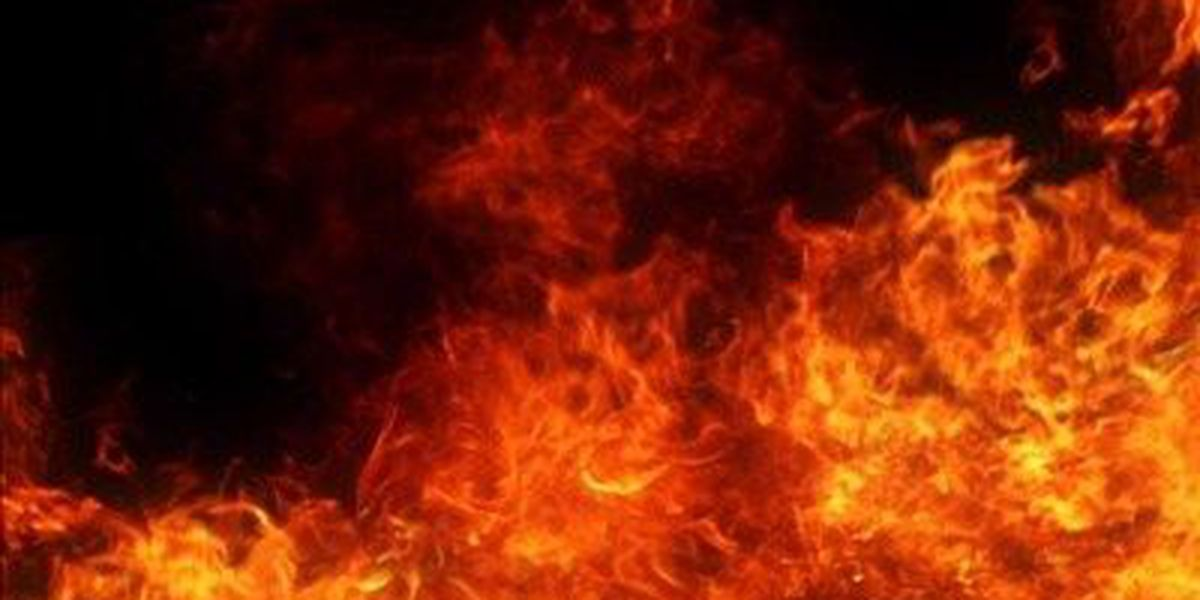 Grass fire burns several acres in Stephens County