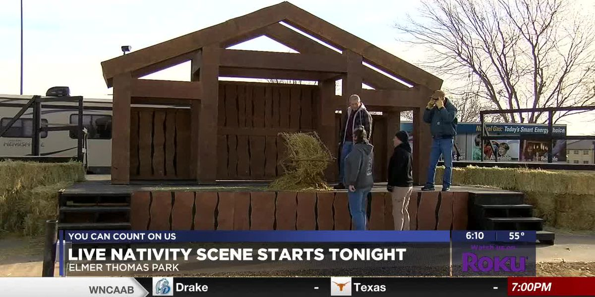 Central Baptist Church will put on performance of a Live Nativity