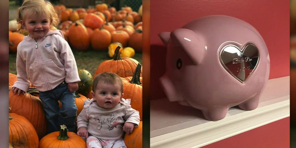 Thief steals thousands from kids' piggy banks, police say