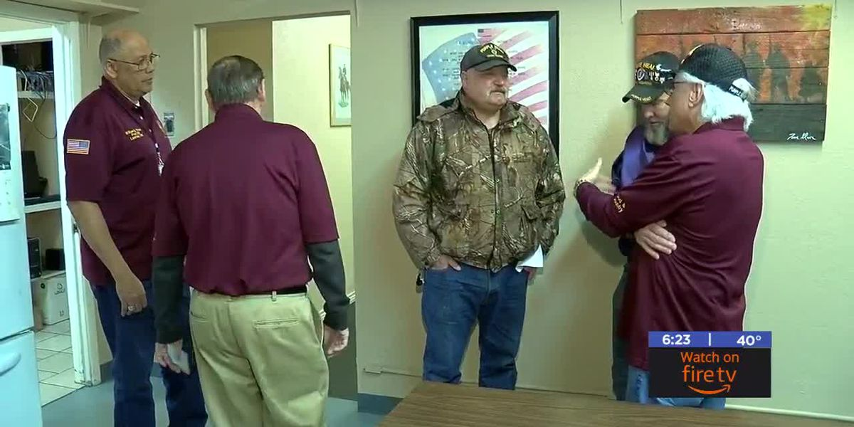 Lawton Veterans Service Center receives donation