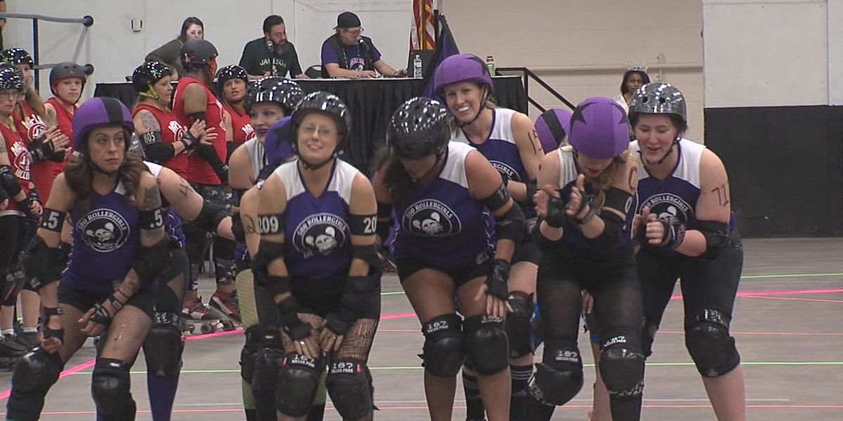580 Rollergirls hold fundraiser for teammate