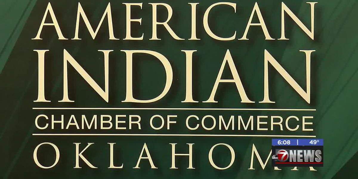 Medicine Park mayor speaks at American Indian Chamber of Commerce luncheon