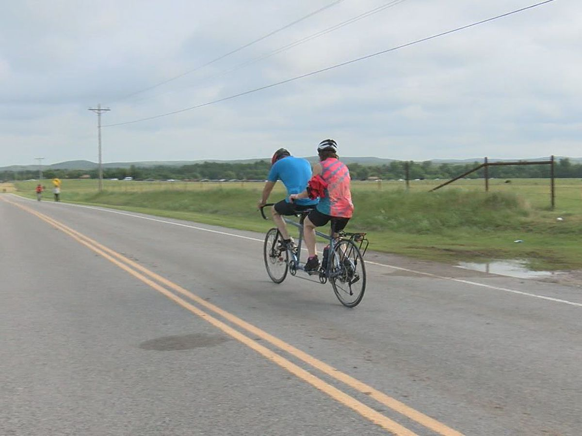 Fire department hosts 30th annual Tour de Meers bike ride