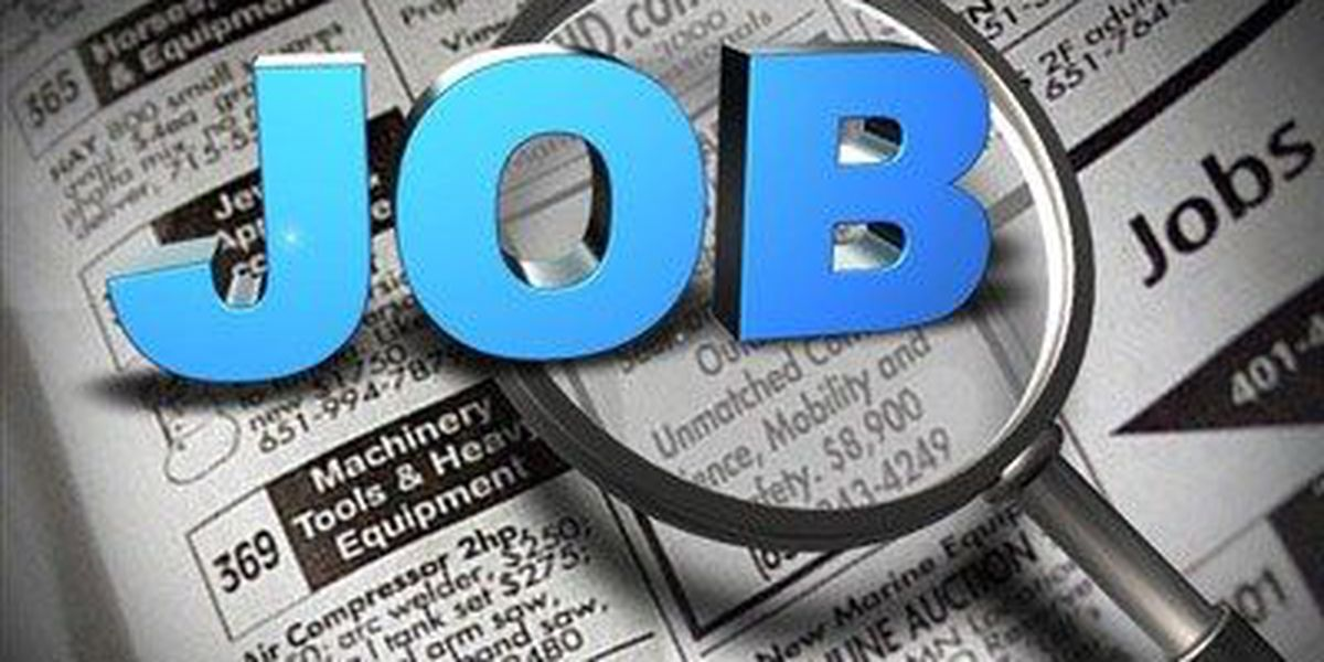 75 of Oklahoma's 77 counties see unemployment rate rise